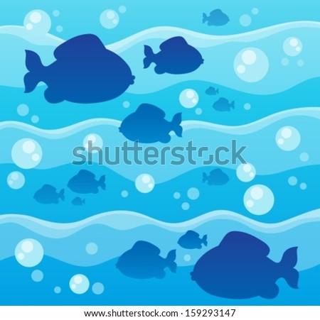 fish theme image 8   eps10
