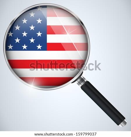 vector   nsa usa government spy
