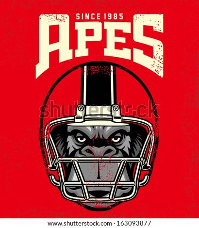 vintage ape