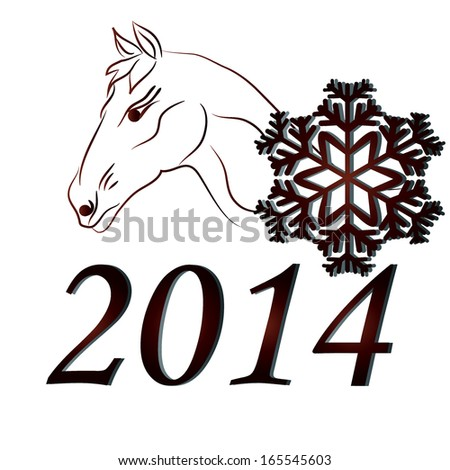 horses in 2014