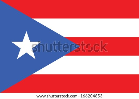 vector background of puerto