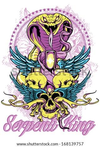 serpenti king