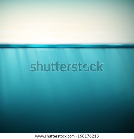 underwater  nature background