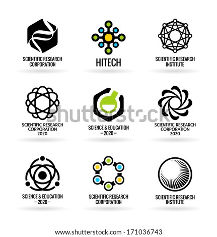 science icons  2
