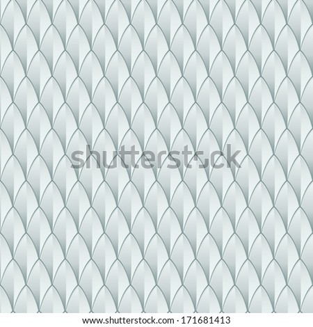 a white reptile skin textured
