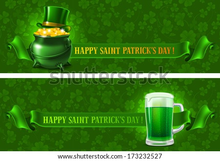 stpatrick's day background