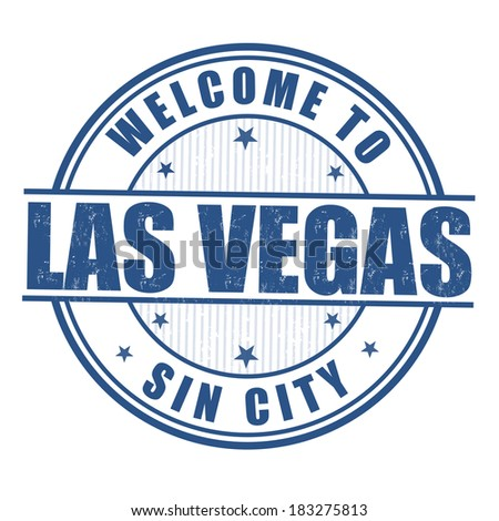welcome to las vegas  sin city