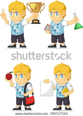 blonde rich boy customizable