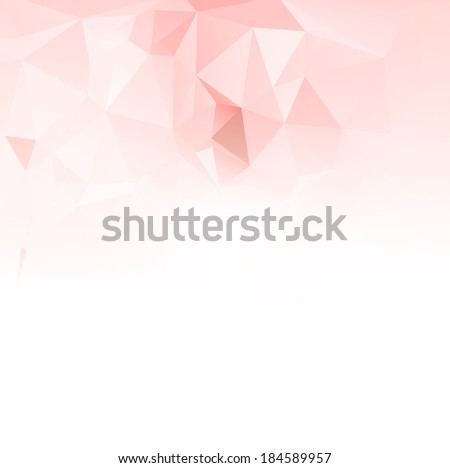 abstract pink geometric