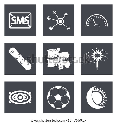 icons for web design and mobile
