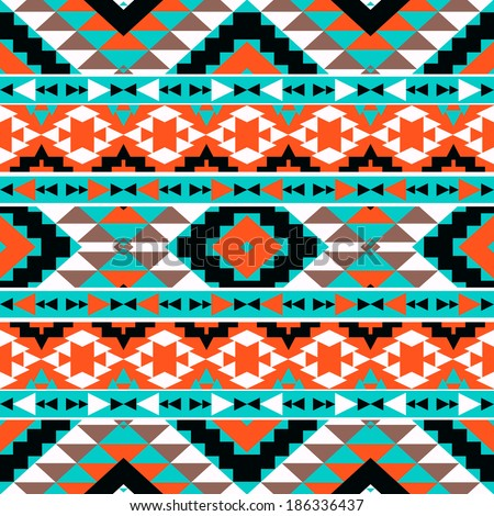 Vector Navajo Pattern Free Vector Download 19369 Free Vector For Commercial Use Format Ai Eps Cdr Svg Illustration Graphic Art Design  O