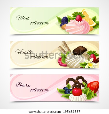 decorative sweets food