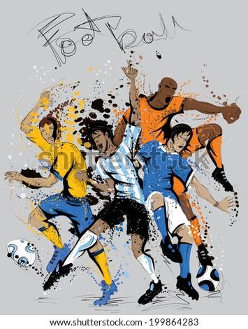 argentina  brazil  holland