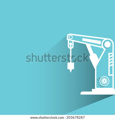 robotic arm  industrial robot
