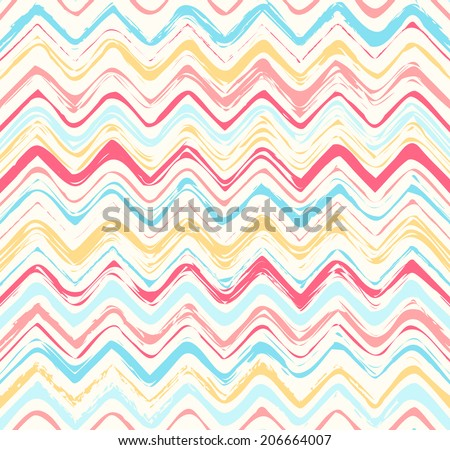 colorful stripes seamless