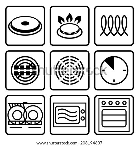 Microwave Symbol Free Vector Download 19169 Free Vector For