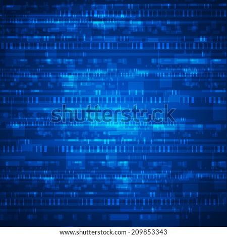 futuristic graphic user
