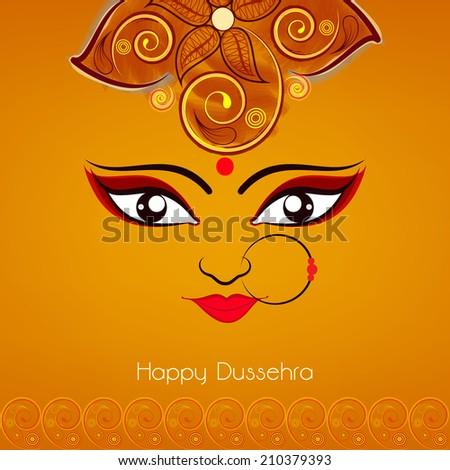 beautiful face of hindu