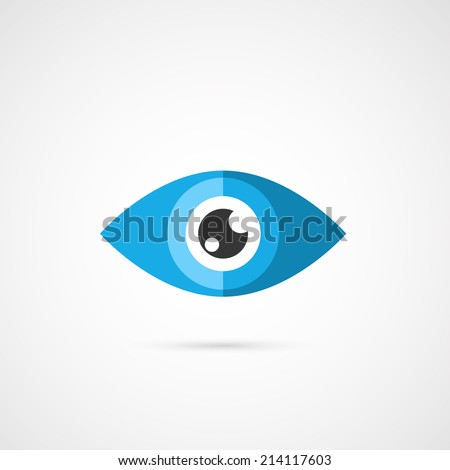 eye icon   vector icon
