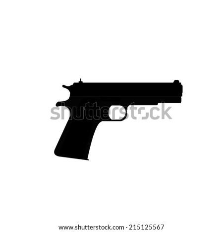 symbol gun