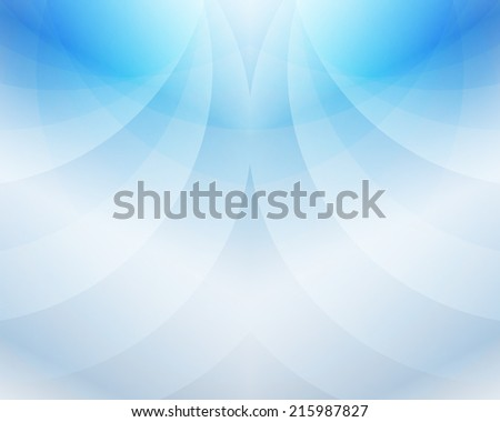 heaven blue sky wave abstract