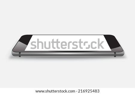 smartphone  mockup realistic