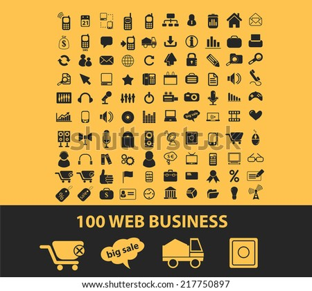 100 web business  ecommerce