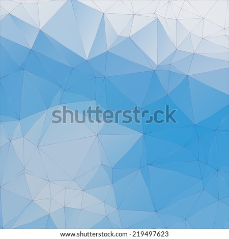abstract 3d geometric pattern