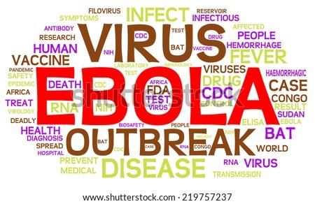 ebola virus word cloud this