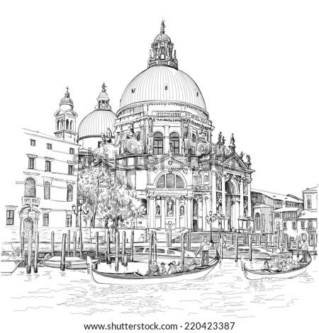 venice   cathedral of santa