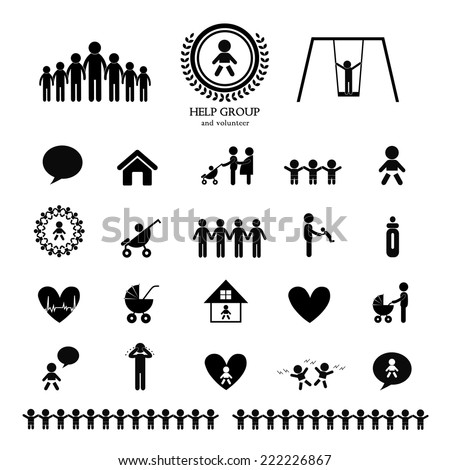 children action welfare stick