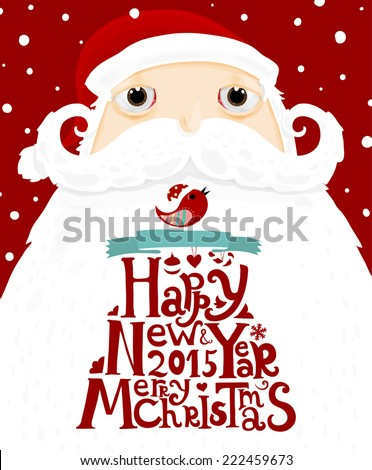 Merry christmas template free vector download (21,058 Free vector ...