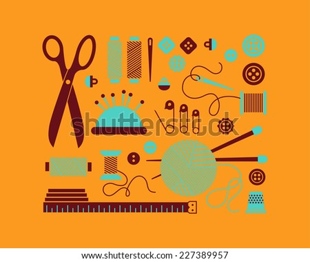 vector sewing equipment and