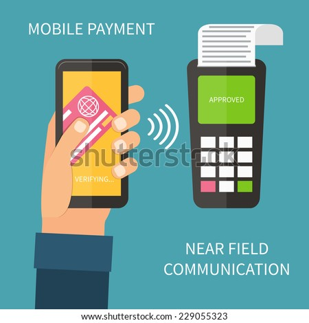 mobile payments using