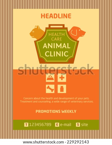 logo for animal clinic