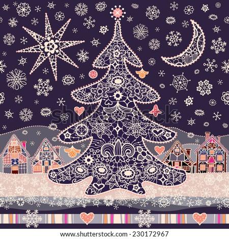 christmas background  holiday