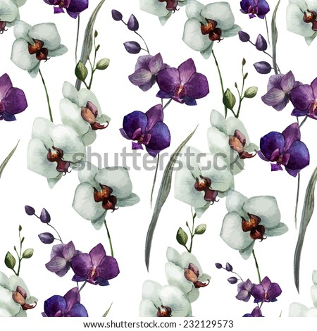 wallpapers  flower  orchid