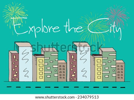 explore the city   travel quote