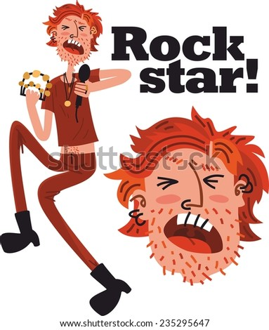Rock star clip art free vector download (210,361 Free vector) for ...