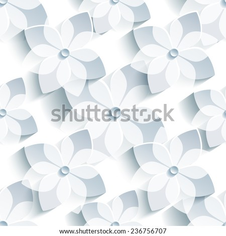 stylish seamless pattern with