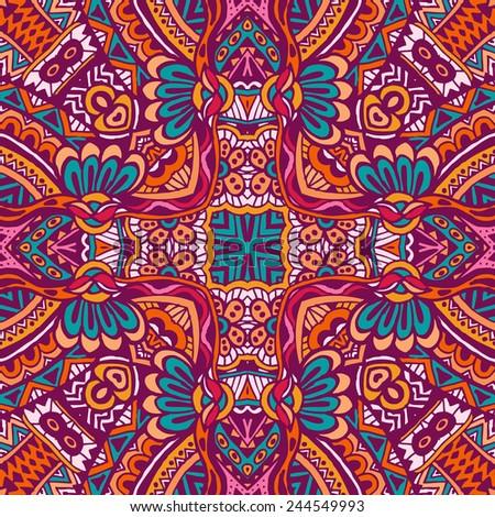 festival colorful ethnic
