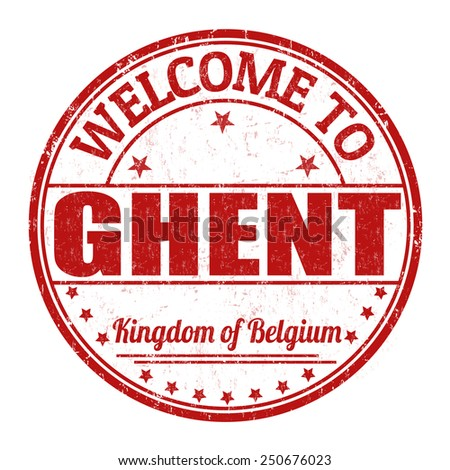 welcome to ghent  belgium