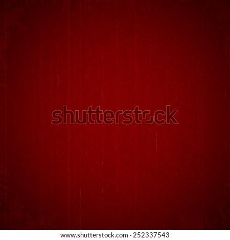 grunge texture on dark red