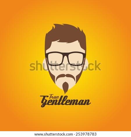 hipster guy art