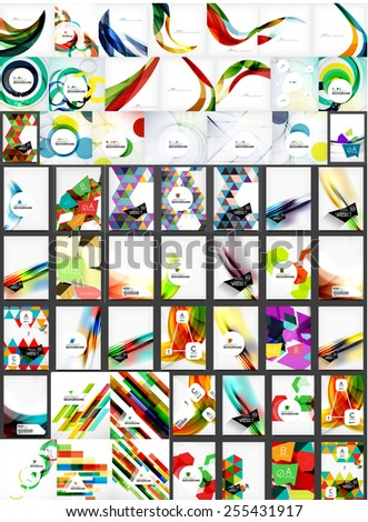 vector mega collection of
