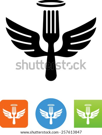good food symbol for download