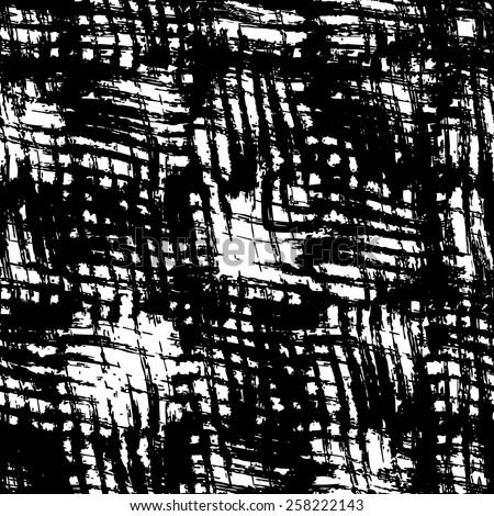 vector brush grunge scribble