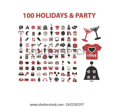 100 holidays  celebration
