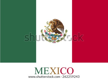 abstract background of mexico