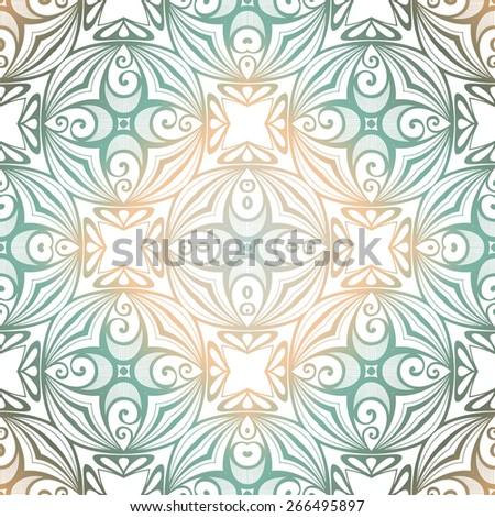 seamless vintage lace pattern
